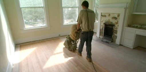 How To Refinish Wood Floors Todays Homeowner - How to renew wood floors