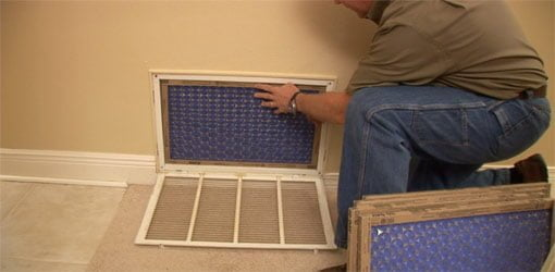 How To Change The Air Filter In Your Home Today S Homeowner