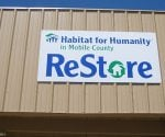 Habitat for Humanity ReStore sign.