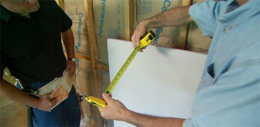 How to Measure and Cut Drywall
