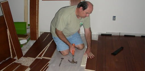 How Hard Is It To Install A Wood Floor Todays Homeowner