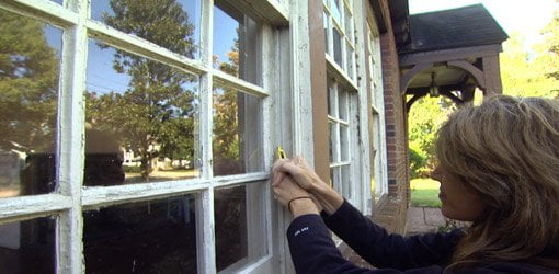 Bathroom Window Jammed how to open a paint stuck window | today's homeowner