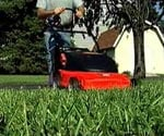 environmentally friendly lawn mower