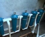 greywater filtration system