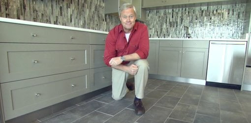 how to choose kitchen flooring | today's homeowner