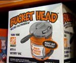bucket head wet dry vac