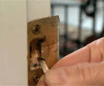 How to Stop a Closed Door from Rattling