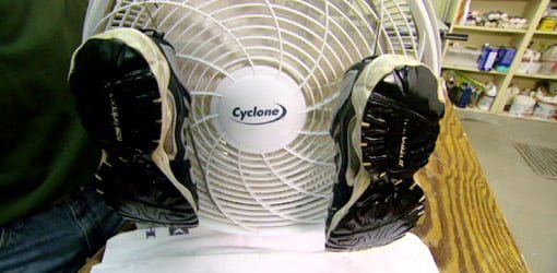 How To Dry Shoes Fast Today S Homeowner