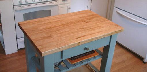How to clean and oil butcher block for use in the kitchen todays wood butcher blocks are beautiful additions to your kitchen providing a sturdy work surface with the warmth and beauty of wood however to protect both watchthetrailerfo