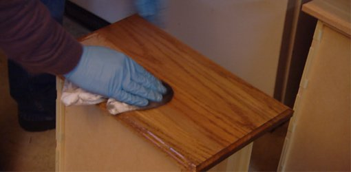 How To Solve Problem Of Wood Stain Not Drying