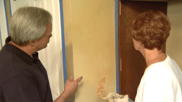 How to Give Your Walls a Textured Old-World Finish | Today's Homeowner