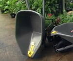 pour wheelbarrow