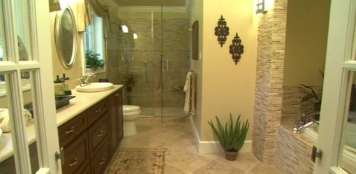 Choose Neutral Colors And Classic Designs In A Bathroom | Todayu0027s Homeowner