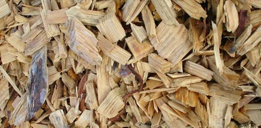 Wood Chips For Landscaping ~ How to make wood chip mulch for your yard today s homeowner