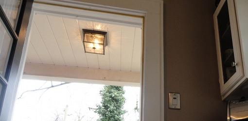 How to install a programmable timer switch todays homeowner timer switch on wall next to porch light aloadofball Image collections