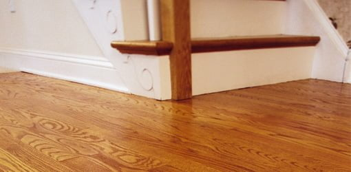 Keep Wood Floors from Buckling and Cupping