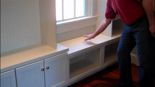 Cabinets Aren't Just for the Kitchen and Bathroom
