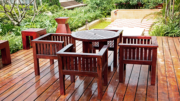 Choosing The Most Durable Wood For Outdoor Furniture Today S Homeowner