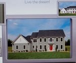 Dream Designer image of home with vinyl siding