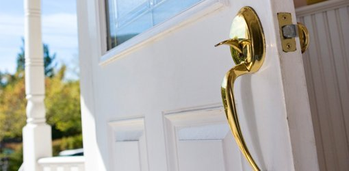 Protect Natural Wood Exterior Doors from Sunlight