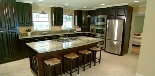 Remodeled Kitchen how to remodel a kitchen in 10 steps | today's homeowner