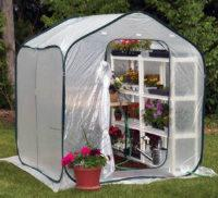 Gardener Gift Ideas glass greenhouse ornament Portable Greenhouse Or Cold Frame Kits
