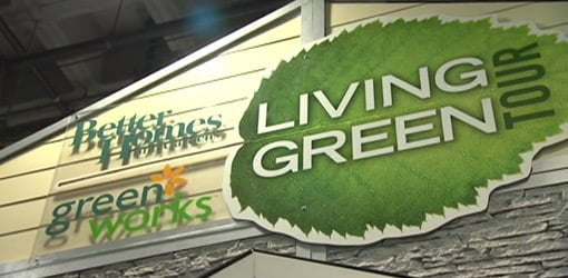Eco Friendly Home Tips From The Living Green Tour