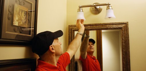 How to get the best lighting out of bathroom light fixtures todays homeowner