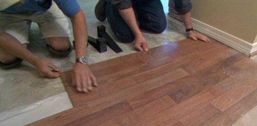 Easy Diy Floor Installation For Your Home Todays Homeowner