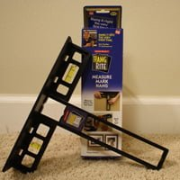 Hang Rite Picture Hanging Guide Product Review Todays Homeowner