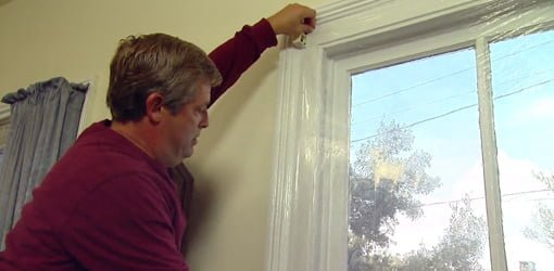 How To Install Plastic Window Insulation Kits Today S
