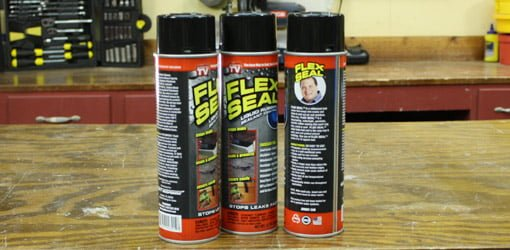 Flex Seal Spray Sealant Product Review | Today's Homeowner