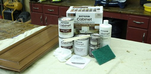 rust oleum cabinet transformations painting kit today s homeowner rh todayshomeowner com rustoleum cabinet transformation kit white rustoleum cabinet transformation kit gray