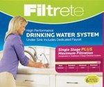 Filtrete High Performance Drinking Water System