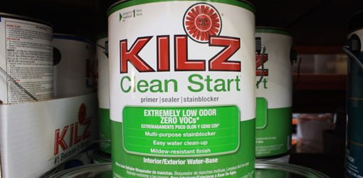Kilz Clean Start Paint Primer Today S Homeowner
