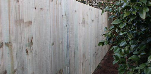How To Build A Wood Privacy Fence In Your Yard Todays Homeowner