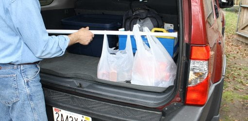 Tip to Keep Groceries and Cargo Secure in Your Car | Today\'s Homeowner