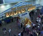Scene on the floor of the International Builders' Show 2006
