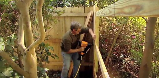 Wooden Fence Building Tips Today S Homeowner