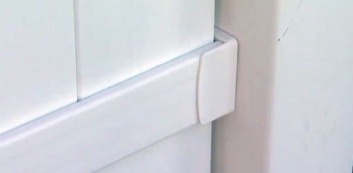 Veranda Slide Lock Fence Brackets