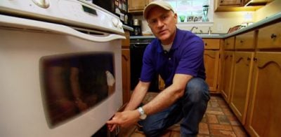 How to Clean Inside the Glass on an Oven Door | Today's Homeowner