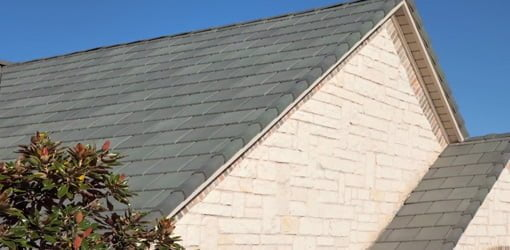 Captivating Polymer Slate Tile Roofing From DaVinci Roofscapes.