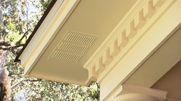 How To Install Soffit Vents Today S Homeowner
