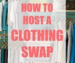 How to Host a Clothing Swap to Declutter Closets