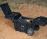 Husky Cantilever Mobile Job Tool Box