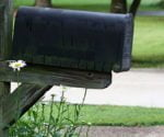 How to Paint, Stain and Repair a Leaning or Worn Mailbox