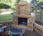 Creating a Backyard Paradise with an Outdoor Fireplace