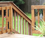 How to Build Gates for a Wood Deck