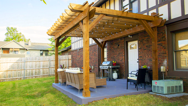 How To Build A Pergola For Your Yard Today S Homeowner