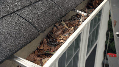 How to Replace Gutter Spikes with Gutter Screws | Today's